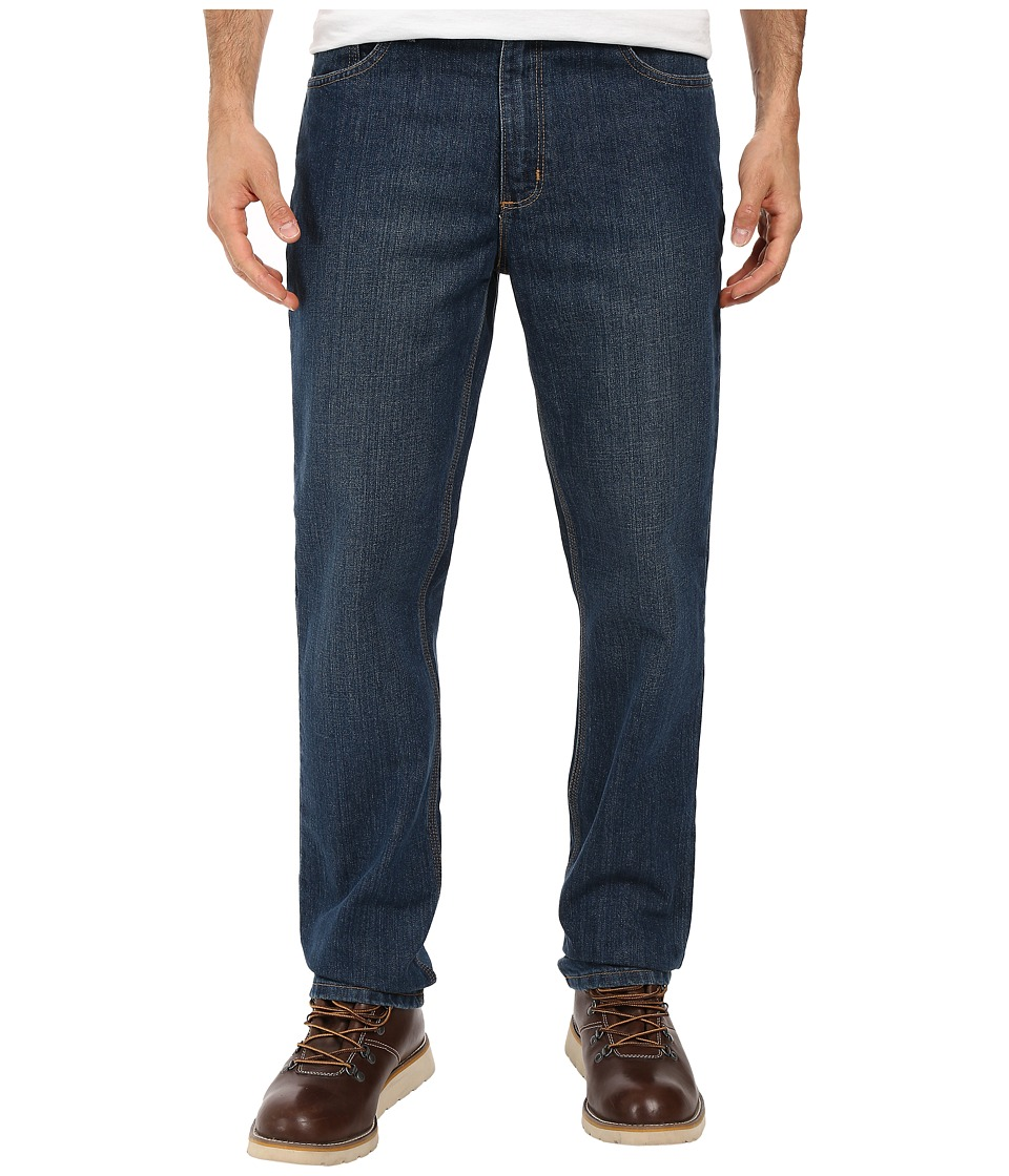 Men's Vintage Style Pants, Trousers, Jeans, Overalls Carhartt - StraightTraditional Fit Elton Jeans Trailblazer Mens Jeans $39.99 AT vintagedancer.com