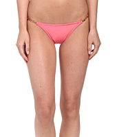 Vix - Solid Guava Detail Brazilian Bottoms