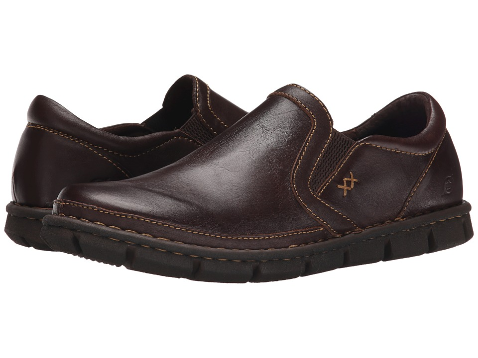 Born - Sawyer (Brown Full Grain Leather) Men