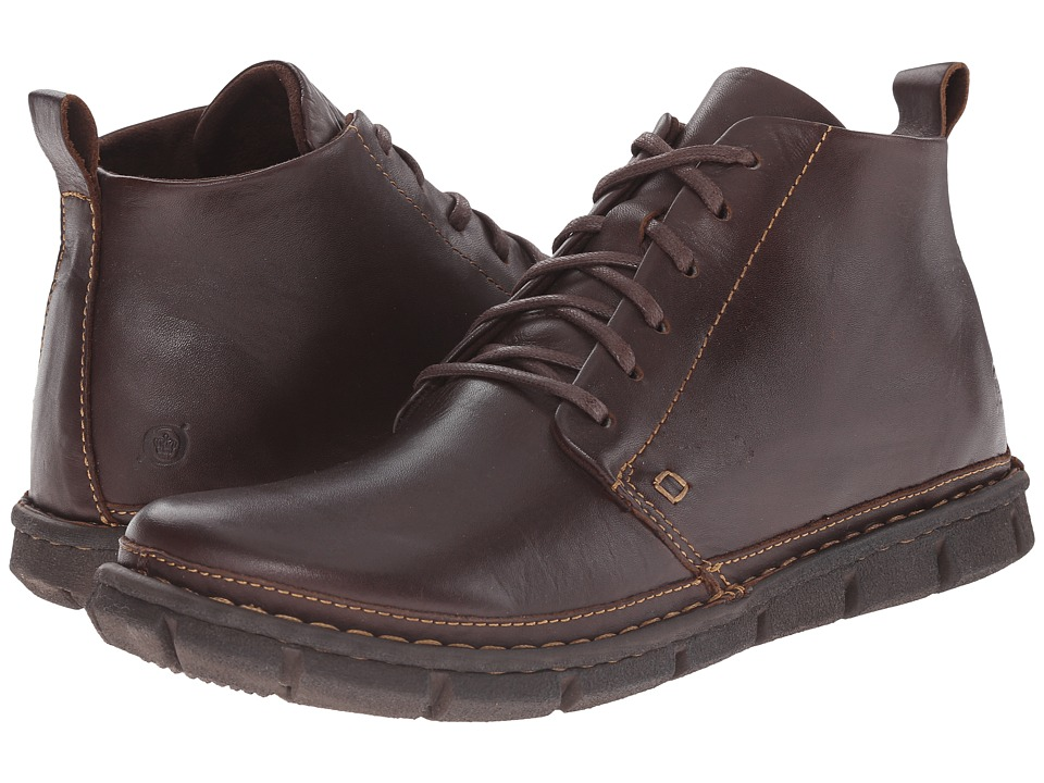 Born Jax (Brown Full Grain Leather) Men