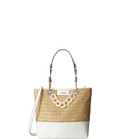Calvin Klein - Straw Unlined Tote