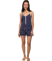 Splendid - Sporty Blues Romper Cover-Up
