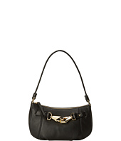 Calvin Klein - Pebble Leather Zip Demi