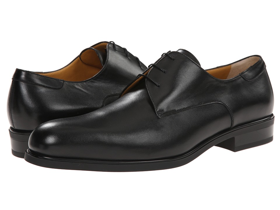 a. testoni - Nappa Oxford (Nero) Men