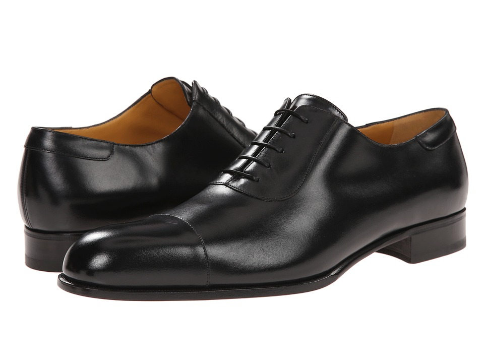 a. testoni a. testoni - Lux Calf Oxford with Cap Toe
