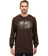Carhartt - Workwear Graphic Camo 1889 Long Sleeve Tee