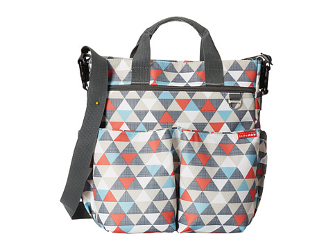 Skip Hop Duo Signature Diaper Bag - Multi 1