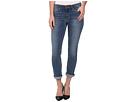 Joe's Jeans Cool Off Rolled Skinny Crop
