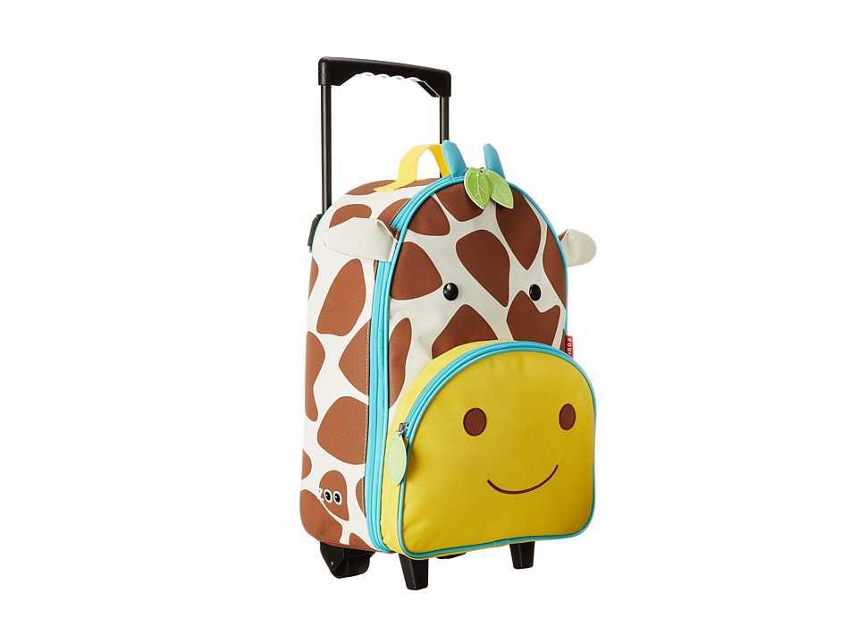 Skip Hop - Zoo Kids Rolling Luggage (Jules Giraffe) Carry on Luggage