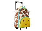 Skip Hop Zoo Kids Rolling Luggage (Multi)