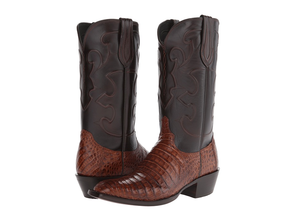 Lucchese - Charles (Sienna) Cowboy Boots