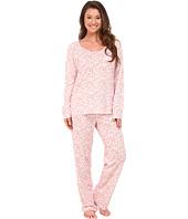 Carole Hochman - Printed Long Sleeve Pajama