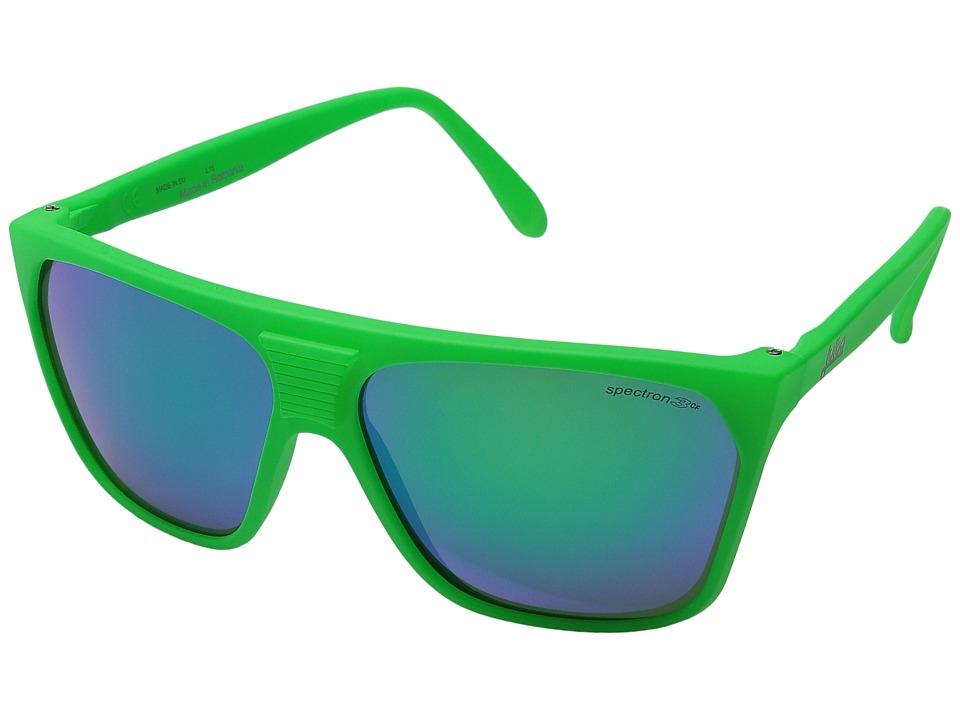 Julbo Eyewear Cortina Vintage Sunglasses Matte Green Sport Sunglasses