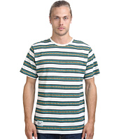 L-R-G - Jango Short Sleeve Stripe Knit Tee
