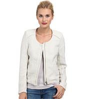 Bardot - Frayed Boucle Jacket