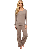 Midnight by Carole Hochman - Me Time Rib Pajama