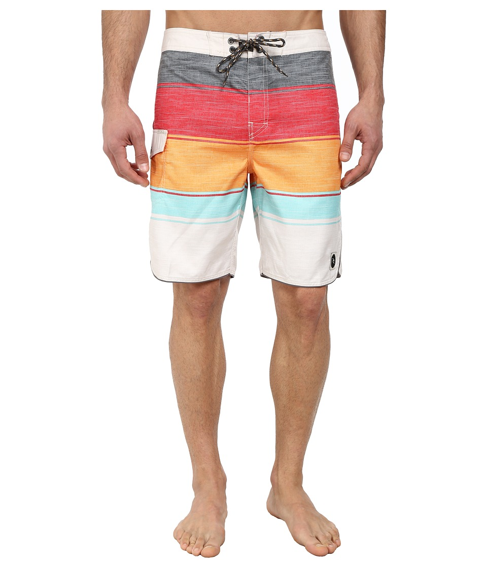Rip Curl All Time Boardshorts Orange Popsicle Mens Swimwear