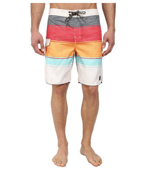 Rip Curl All Time Boardshorts - Orange Popsicle