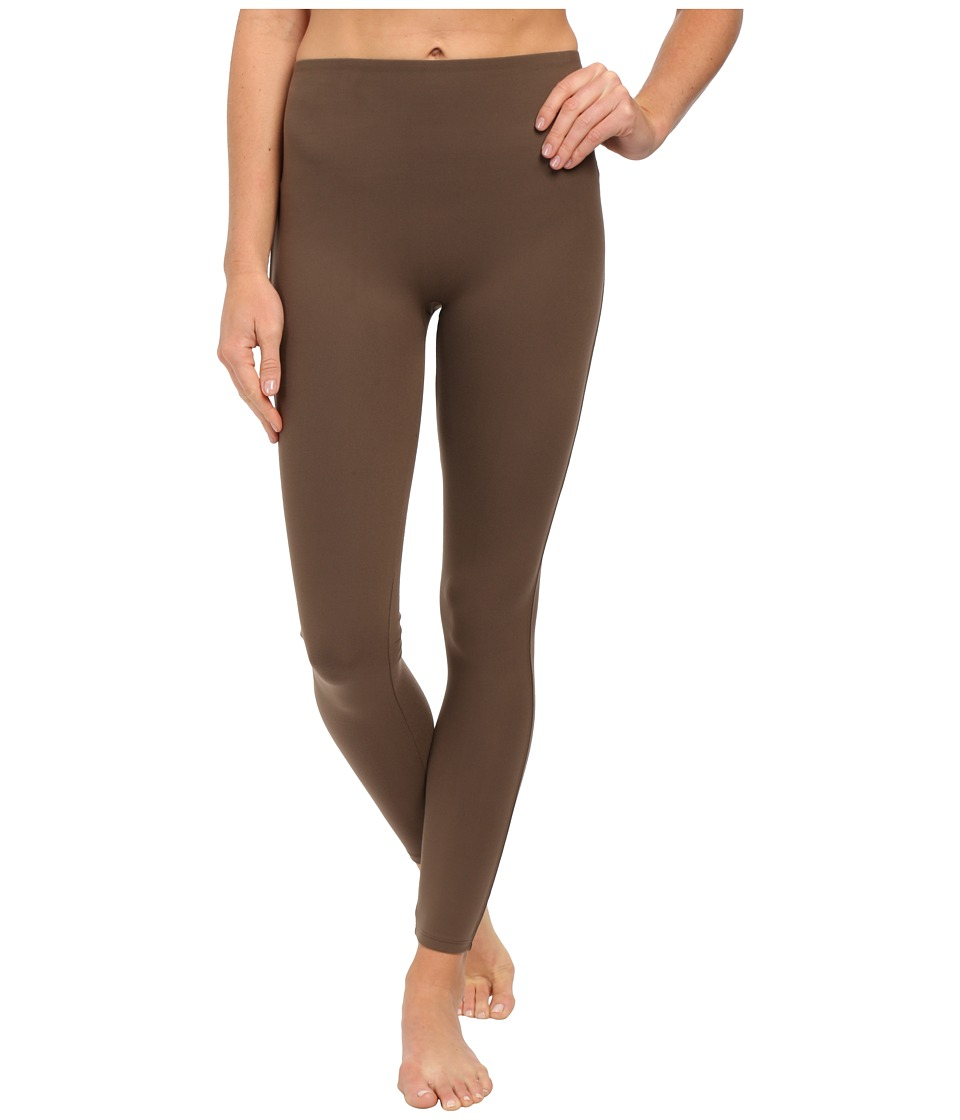Spanx Essential Shaping Legging Sienna Brown Hose