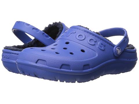 Crocs Kids Hilo Lined Clog (Toddler/Little Kid)