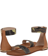 Yosi Samra - Cambelle Washed Camo Leather Sandal