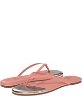 Yosi Samra - Roee Cap Metallic Leather Flip Flop