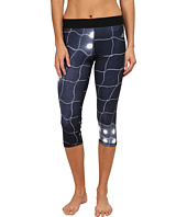 adidas - Techfit Capri Tight - Photo Real Net Print