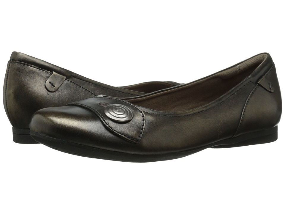 Cobb Hill Emma Bronze Womens Slip on Shoes