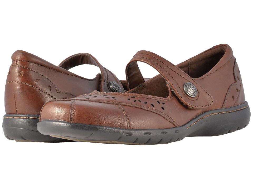 Rockport Cobb Hill Collection Cobb Hill Petra (Brown) Maryjanes