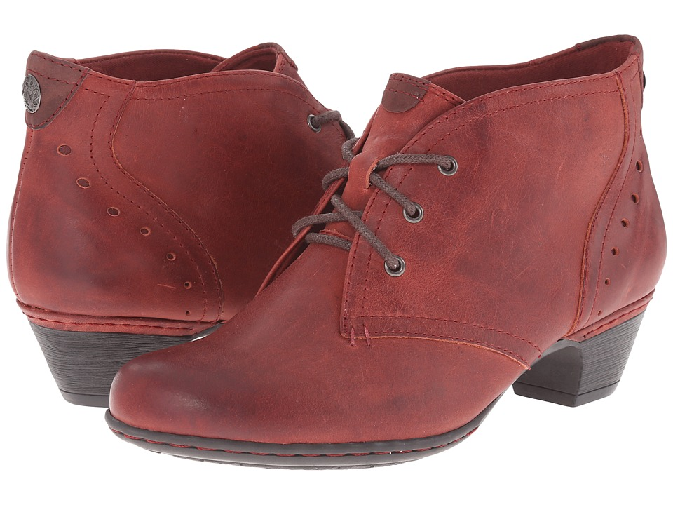 Rockport Cobb Hill Aria (Dark Red) Women