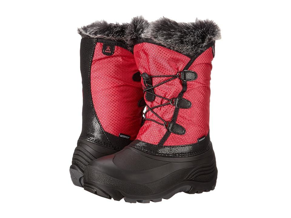 Kamik Kids Powdery Toddler/Little Kid/Big Kid Bright Rose Girls Shoes