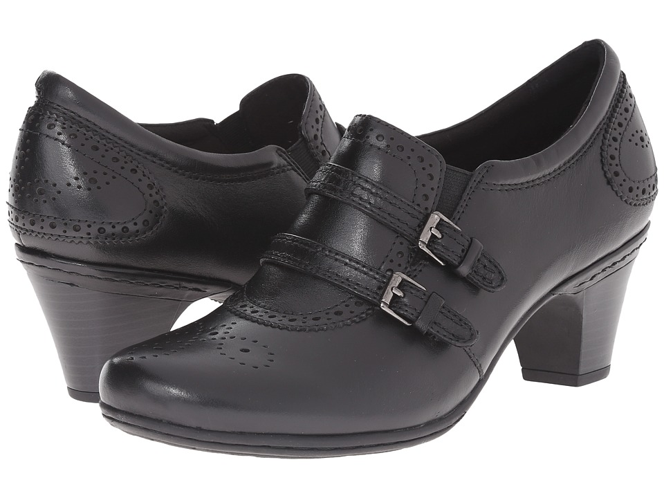 Cobb Hill Selah Black Womens Maryjane Shoes