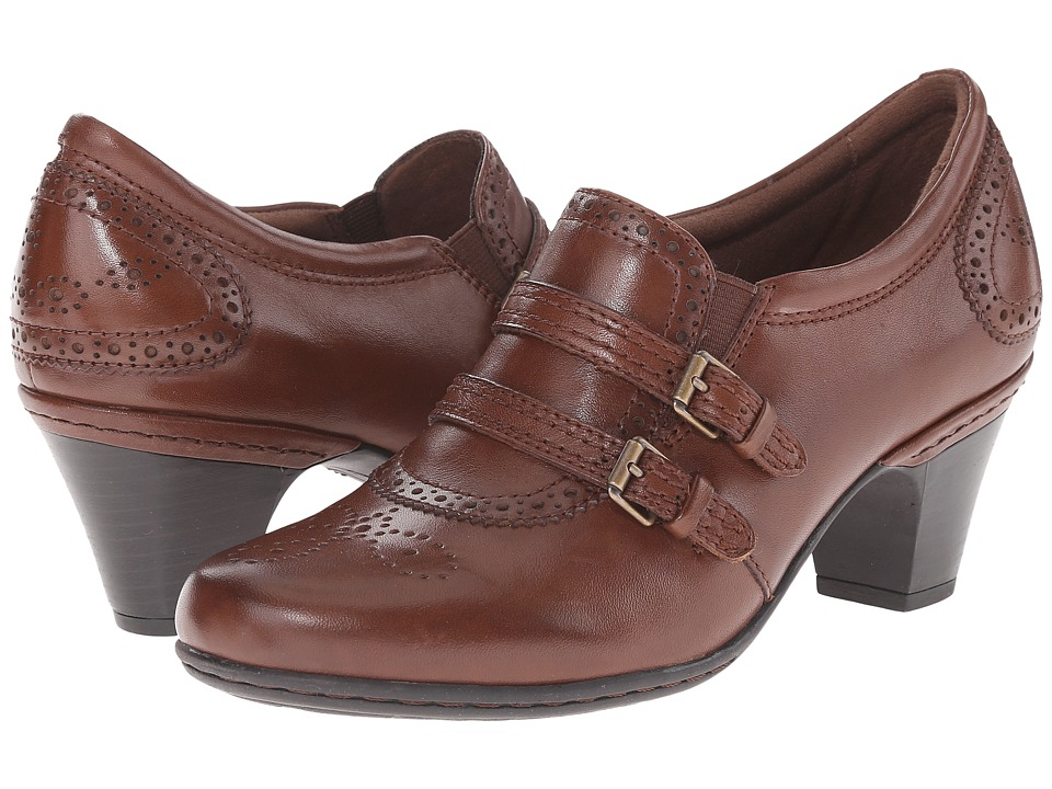 Cobb Hill Selah Brown Womens Maryjane Shoes