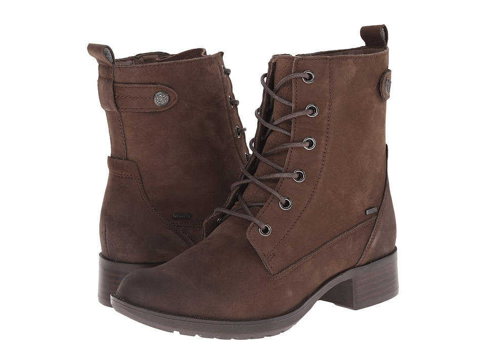 Cobb Hill Carrie Stone Womens Lace up Boots