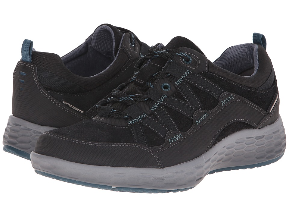 Cobb Hill Fresh Excel Black Womens Lace up casual Shoes