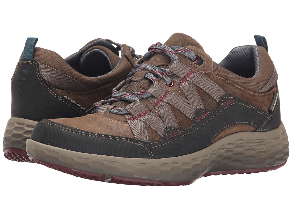 Cobb Hill Fresh Excel Brown Womens Lace up casual Shoes