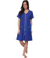 Eileen West - Classic Robes Short Zip Robe