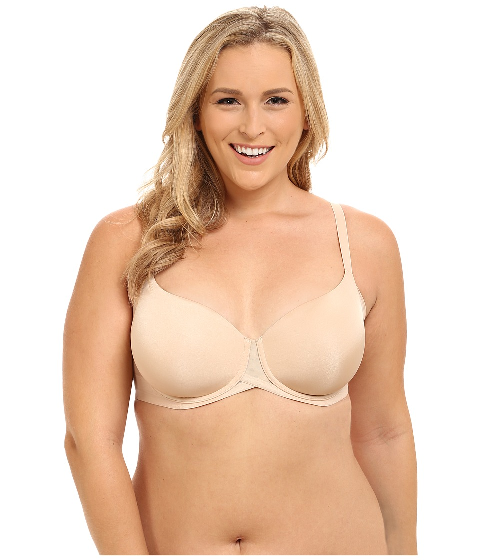 Wacoal Ultimate Side Smoother Bra 853281 Sand Womens Bra