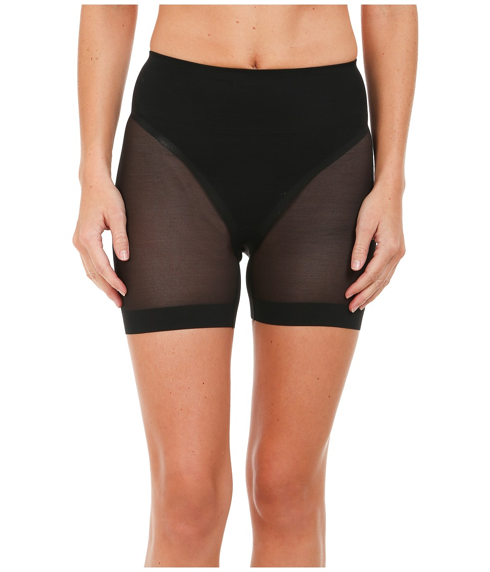 Wacoal - Ultimate Smoother Long Leg Shaper (Black) Women's Underwear