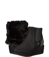 Stuart Weitzman Kids - Gia Fur Chelsea (Little Kid/Big Kid)