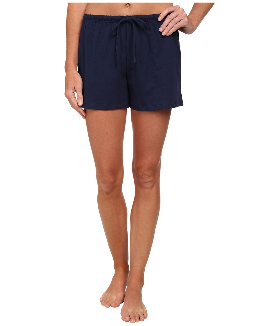 Jockey Jockey Cotton Essentials Boxer Midnight Navy Womens Pajama
