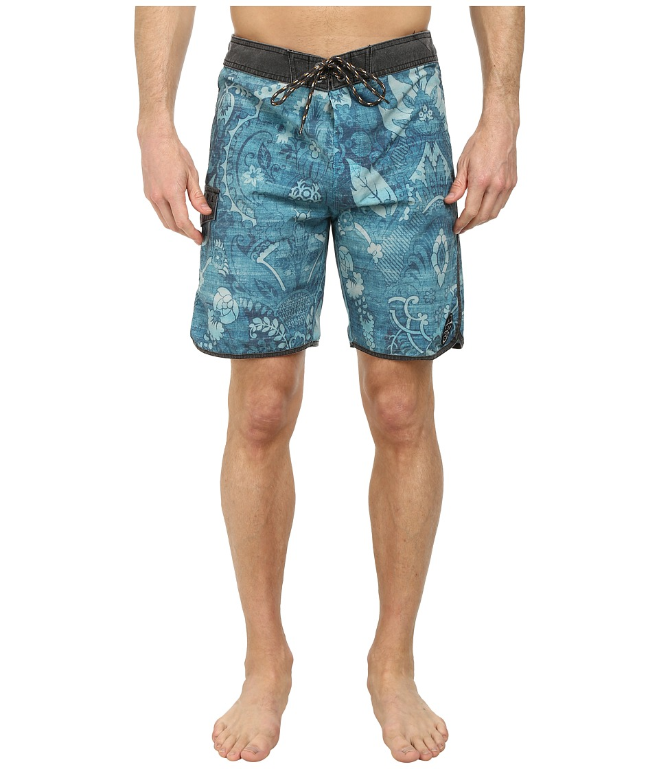 Rip Curl Bad Trip Boardshorts Blue Danube Mens Swimwear