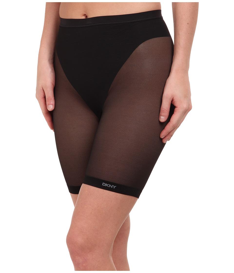 DKNY Intimates - Modern Lights Thigh Slimmer DK1021 (Black) Women's Underwear