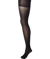 Spanx - Diagonal Contrast Shaping Tights