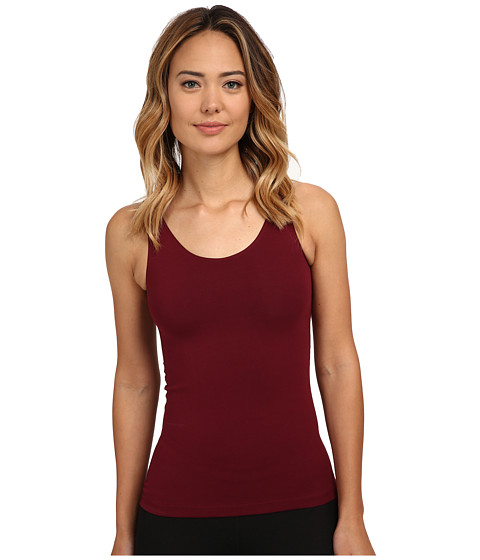 Spanx In and Out Tank Top Rich Garnet - 6pm.com