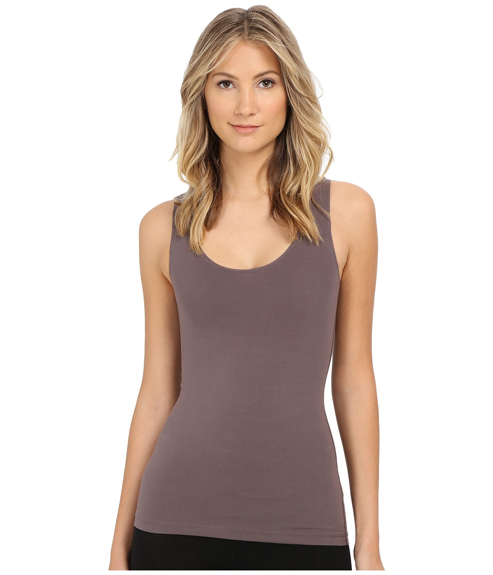 Spanx In and Out Tank Top Smoky Quartz Womens Sleeveless