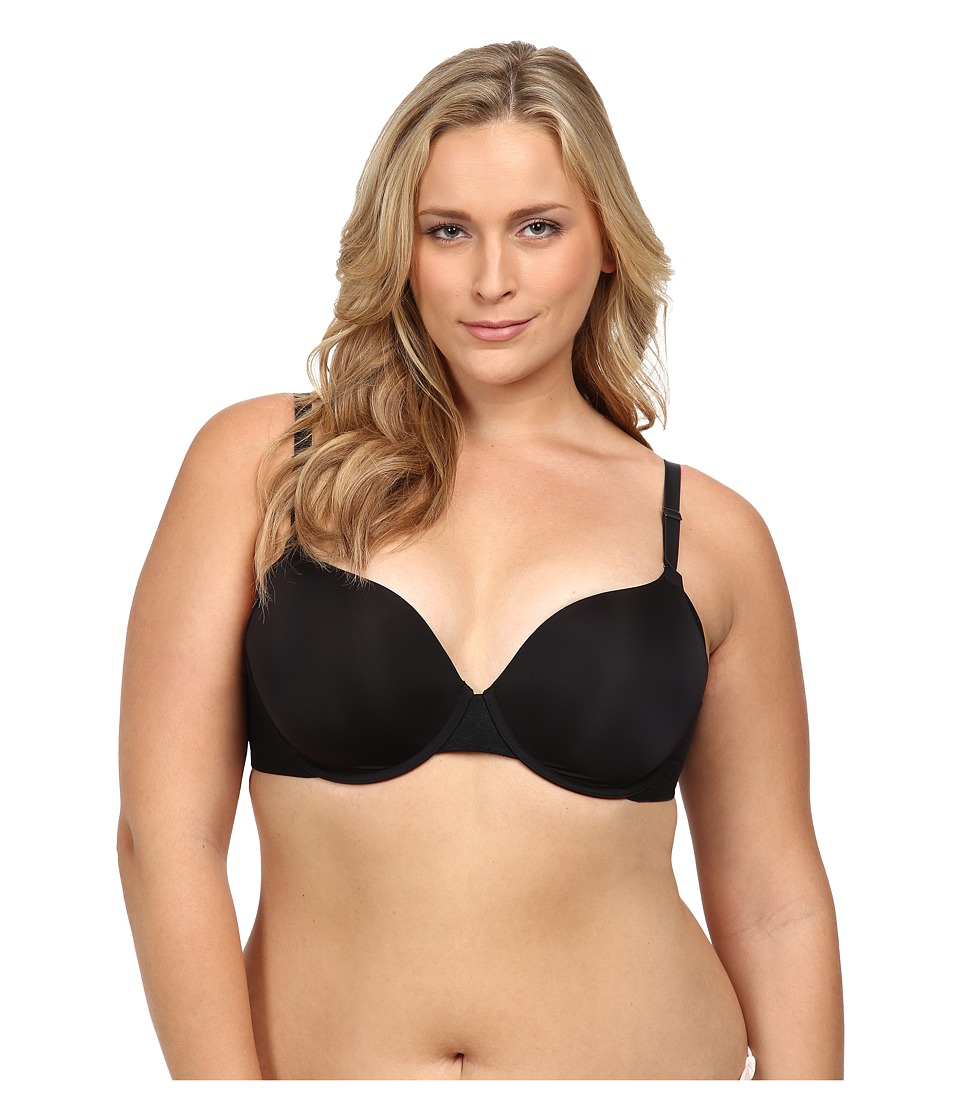 Spanx Pillow Cup Smoother Bra Black Womens Bra