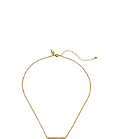 Kate Spade New York - Dainty Sparklers Bar Pendant Necklace