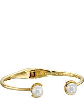 Kate Spade New York - Dainty Sparklers Pearl Cuff Bracelet