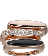 Michael Kors - Semi Precious 3 Stack Ring